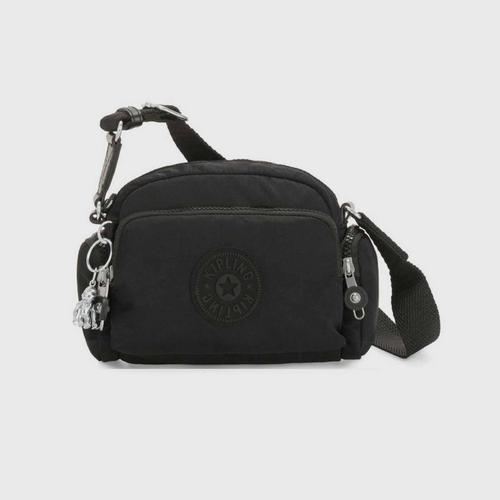 KIPLING Jenera Mini Crossbody Bags - Rich Black