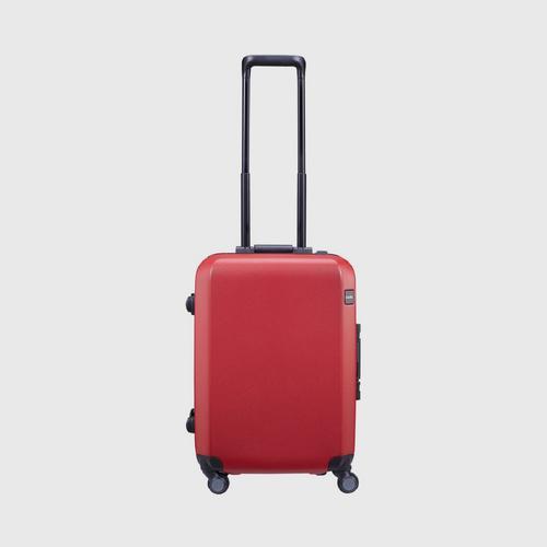 LOJEL Rando Small  4 Wheels TSA Lock-Brick Red