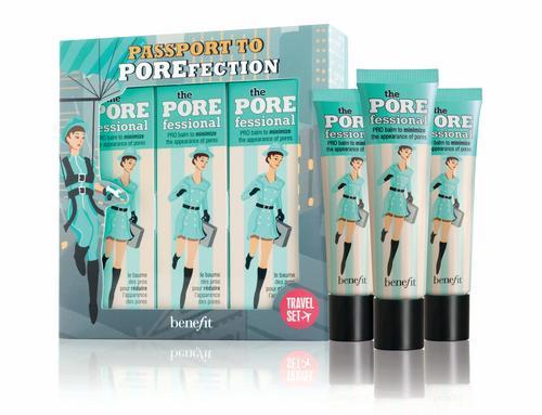 BENEFIT/贝玲妃 Travel Set - Passport To POREfection