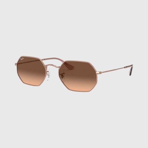 RAYBAN Copper Metal Sunglasses 0RB3556N9069A553