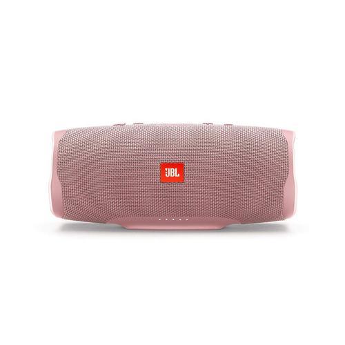 JBL Charge 4 Portable Bluetooth Speaker-Pink