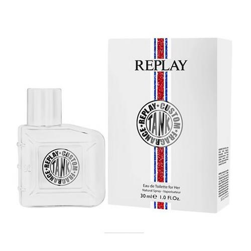 REPLAY Tank Custom For Her EDT 30 ml