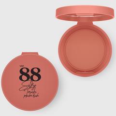 VER.88 Silky Touch Powder Blush No. V5 Almond Tea  4.5 g.