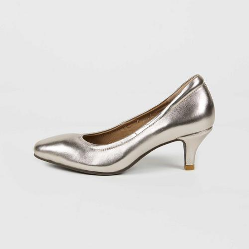 RAINBO Sandra Heel-Light Gold-35