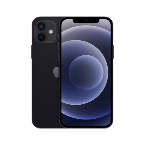 APPLE iPhone 12 Black (64 GB)