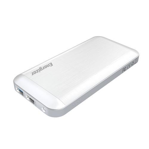 Energizer Power bank 10000mAh Micro-USB 5V 2A (18W Max) - White