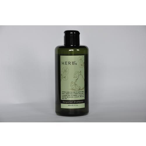HERB's Bergamot Shampoo 300 ml.