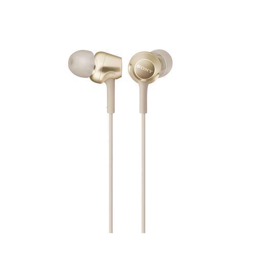 Sony MDR-EX255AP In-ear Headphones Gold