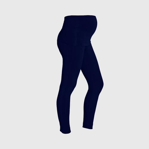NITAN Maternity Supported Leggings S Midnight blue