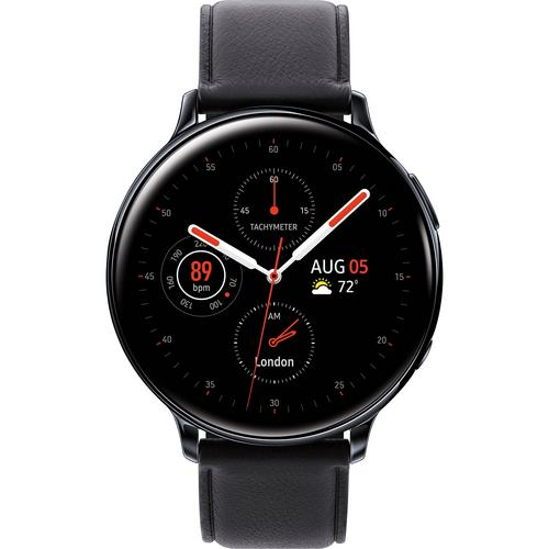 SAMSUNG Galaxy Watch Active 2 Stainless 40mm Bluetooth - Black
