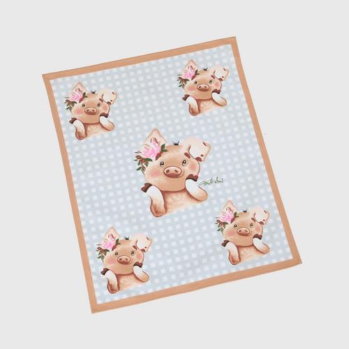 SAI JAI THAI Little 5 Piggie Napkin
