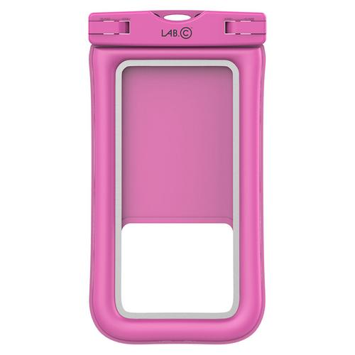 LAB.C 480 Universal Airbag Waterproof Case : Pink