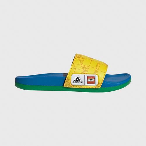 Adidas ADILETTE COMFORT K - YELLOW UK 1 UK