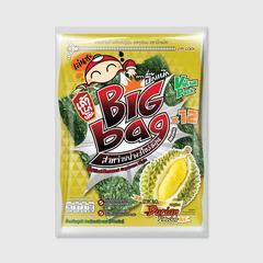 Taokaenoi Grilled Seaweed Durian Flavour (Big Bag Brand)