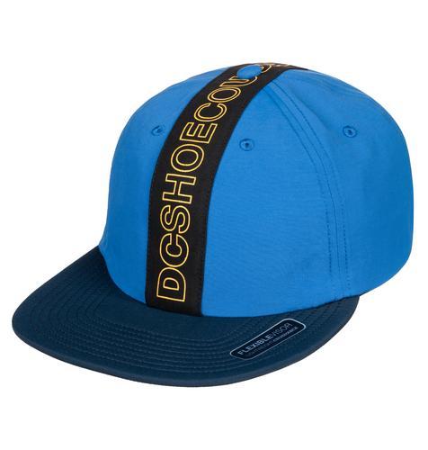 DC SHOES Baffles - Toggle Closure Cap  BLUE-Free Size