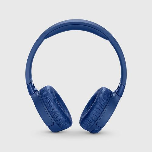 JBL T600 BT Wireless On Ear Noise Cancellation Blue
