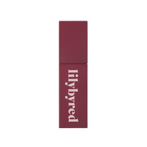 LILYBYRED Romantic Liar Mousse Tint 06 Like Blueberry Meringue 4G