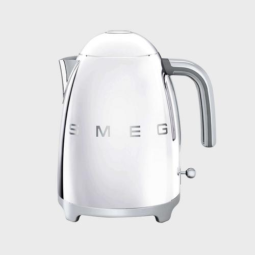 SMEG Kettle 50's Retro style Aesthetic KLF01SSEU - Polished Steel