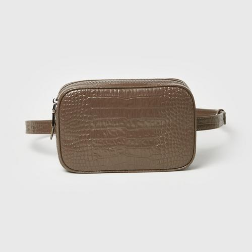 Longlai Mini BOI Belt Bag Taupe Colour
