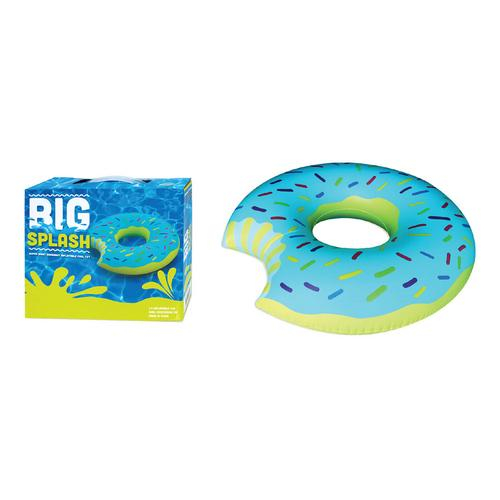 BB TOY  Blue donut rings