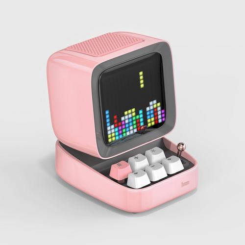 Divoom Ditoo Bluetooth speaker - Pink