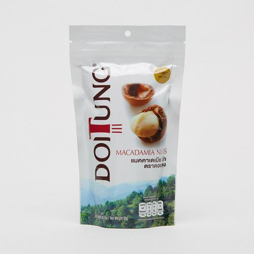 DoiTung Macadamia Nuts (Honey)-Stand up pouch 50 g.