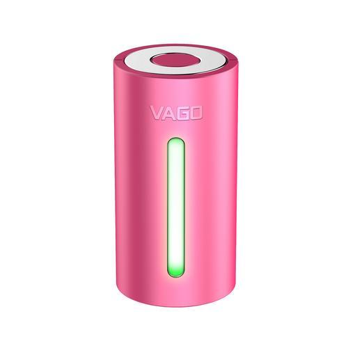VAGO Portable Vacuum - Pink (Free Vacuum Bag Size M 1 Piece)