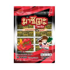 Masita Roasted Seaweed Rotary 38 G. Spicy Flavor