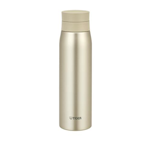 TIGER Stainless Steel Vacuum Bottle 600 ml. MCY - Gold