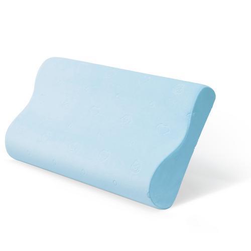 mummom Orthopedicl pillow Blue 58Y 50x30x10 cm