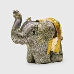 KACHA Elephant Stand Doll Size L