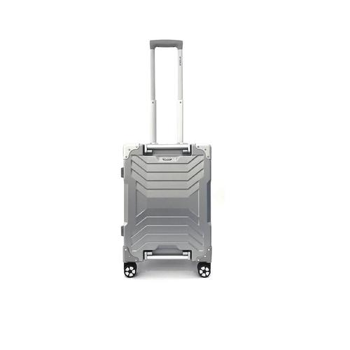 BP WORLD Luggage Model 6023 Size 20 Inch-SILVER