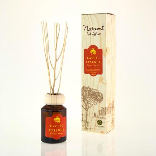 NATURELIFE HERB Aromatic Diffuser Oil 50 ml - Exotic Essence