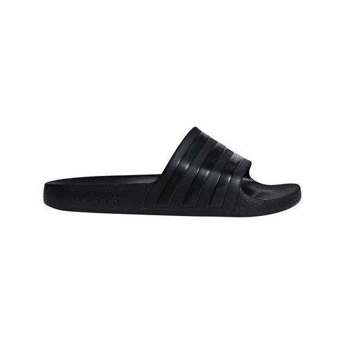 阿迪达斯 (ADIDAS) ADILETTE AQUA 拖鞋 - 10码 (黑色)