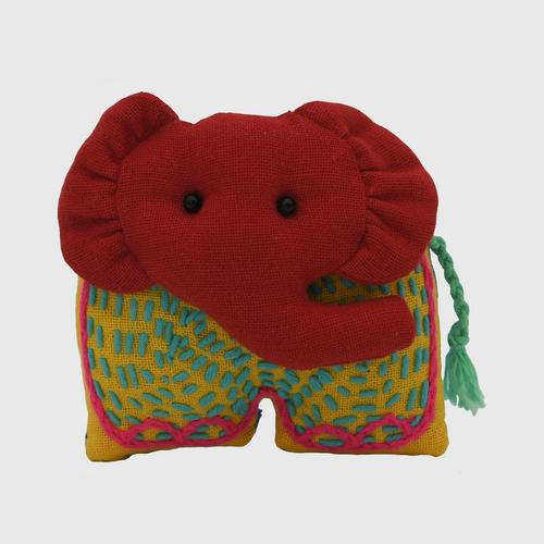 SACICT Cotton Elephant Head Magnet