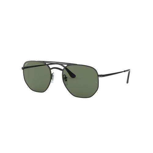 RAYBAN Demi Gloss Black Metal Sunglasses 0RB3609148/7154