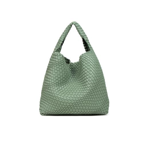 SUGAR MONDAY Piper Tote Bag -  Light Green