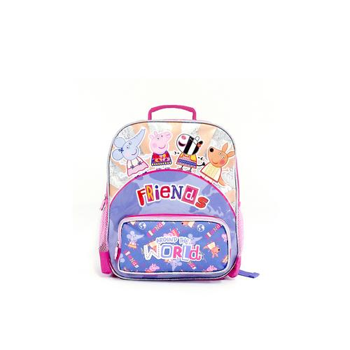 Peppa Pig PP4 School Backpack 12""