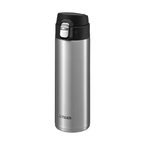 TIGER Stainless Steel Vacuum Bottle 480 ml. MMJ - Stainless