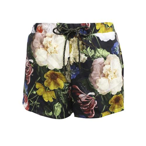CRUISE Men Shorts Forest Print - Size M