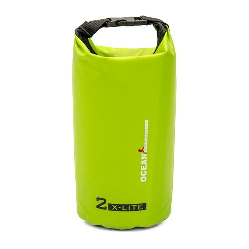 OCEAN DYNAMICS Dry Bag - 2L X-Lite Green
