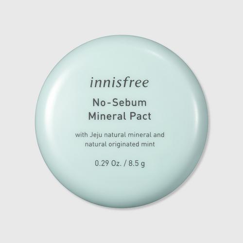 INNISFREE No-Sebum Mineral Pact 8.5g