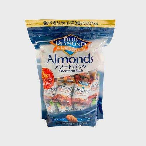 BLUE DIAMOND Almond Assortment Pack 150g.