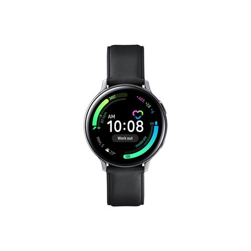 SAMSUNG Galaxy Watch Active 2 Stainless 40mm Bluetooth - Silver