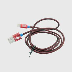 InfoThink iPhone/iPad Fast Charge Cable, Spider Man