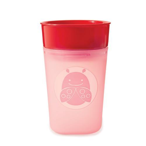 SKIP HOP Zoo Turn&Learn Training Cup Lady Bug