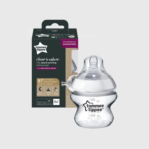 TOMMIE TIPPEE Closer to Nature PP Bottle 150ml/5oz