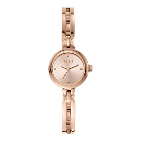 沃格拉姆(Wagram)玫瑰金不锈钢腕表