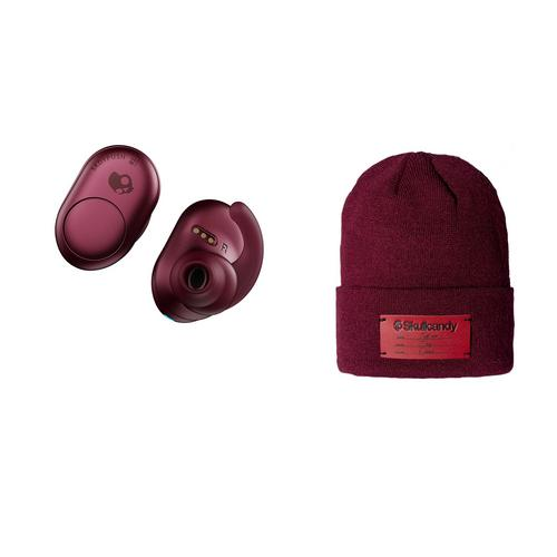 Skullcandy PUSH Truly Wireless Moab Red (Deep Red)