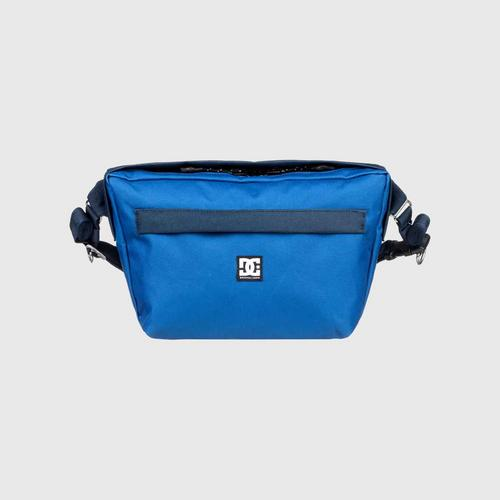 DC SHOES HATCHEL SATCHEL BLUE FREE SIZE